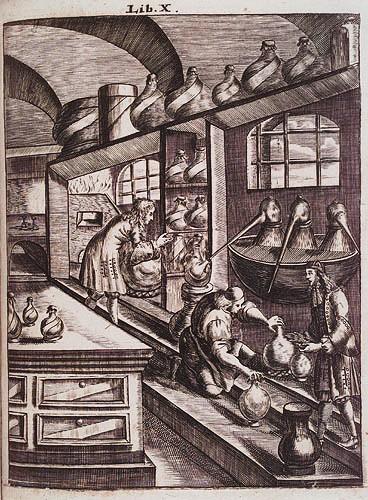 alchemist's pantry