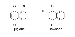 juglone-lawsone