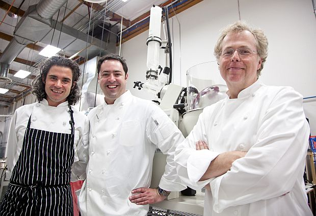 Interview with :    Chris Young, Food Scientists