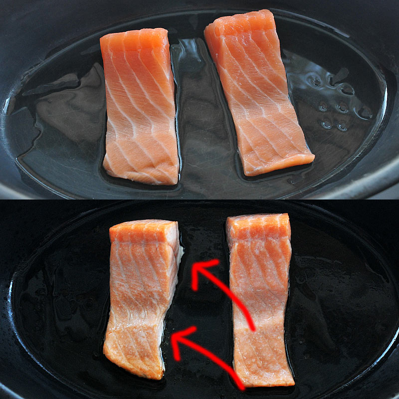 Brining Salmon To Avoid Formation Of White Exudate Khymos